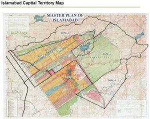 Capital Enclave Housing Society Islamabad Master Plan