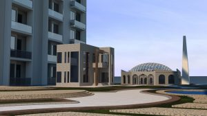 Capital Icon Luxurious Apartments with mosque for sale In Islamabad