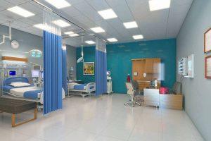 Medical Centre - Capital Icon